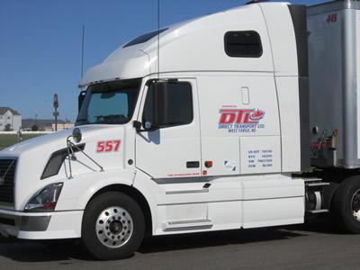 Direct Transport Freight Brokerage